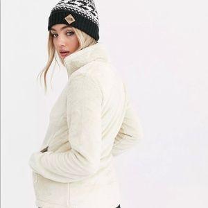 The North Face Osito Fleece Jacket Vintage White Medium